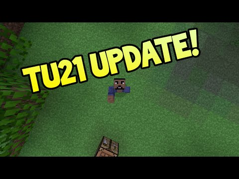 Minecraft (Xbox360/PS3) - TITLE UPDATE 21 - RELEASED! + CHANGES/ADDITIONS