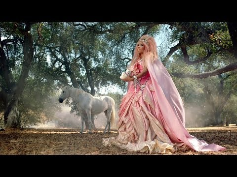 Nicki Minaj Minajesty Official Commercial - Extended Version