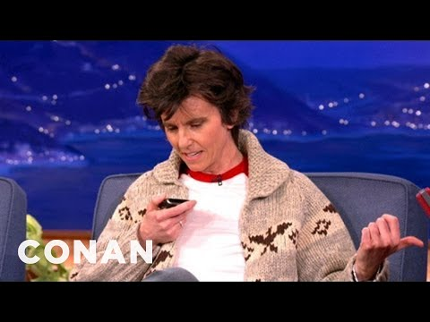 Tig Notaro's Lessons In Remaining Present - CONAN on TBS