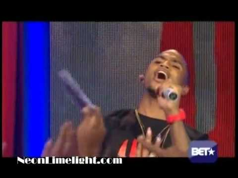 Trey Songz Performance Heart Attack On 106 & Park 08/22