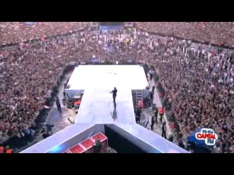 Example - Wont Go Quietly Live at the Capital Summertime Ball 2012