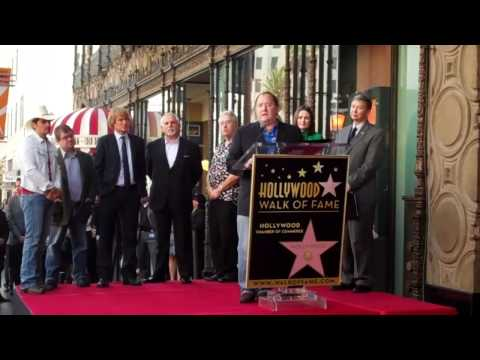 John Lasseter honored with Star on Hollywood Walk of Fame