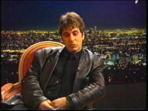 Al Pacino Interview
