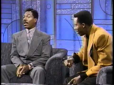 Arsenio, Eddie Murphy and Uncle Ray