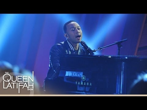 "John Legend Performs ""All Of Me"""