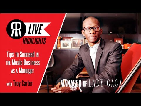 Tips to Succeed as a Manager with Troy Carter