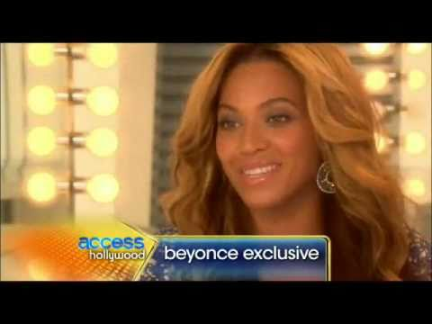 Beyonce Talks 'Best Thing I Never Had' On Access Hollywood