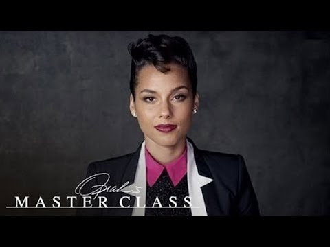 The Word Alicia Keys Banned from Her Vocabulary | Master Class | Oprah Winfrey Network