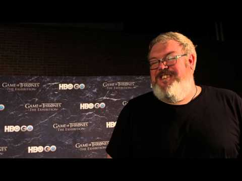 Game of Thrones Season 4: Kristian Nairn on Why Hodor Should #TakeTheThrone (HBO)