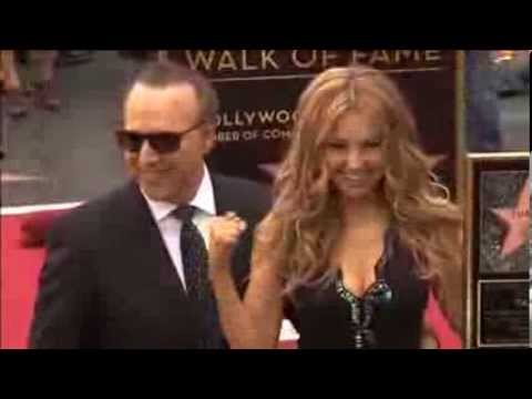 "Thalia, ""Queen of Latin Pop,"" Receives Star on Hollywood Walk of Fame"