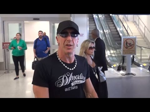 X17 EXCLUSIVE: Dee Snider Talks About Untimely Death Of Twisted Sister Drummer A.J. Pero