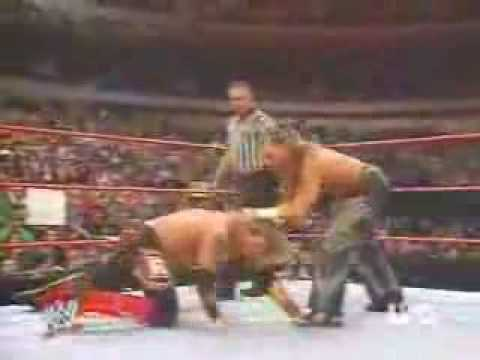Randy Orton & Edge vs. John Cena & Shawn Michaels 1/2