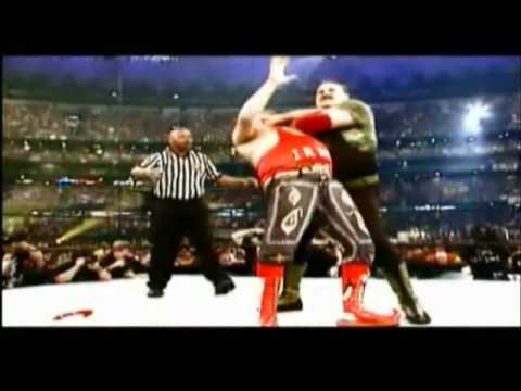 Wrestlemania 17 Official Highlights