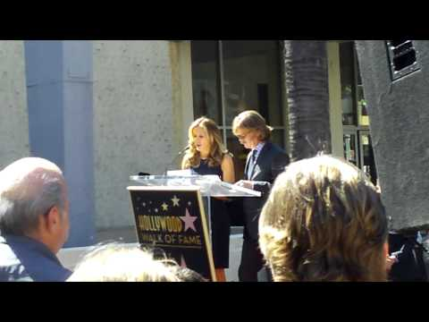 William H. Macy & Felicity Huffman - Hollywood Star Ceremony