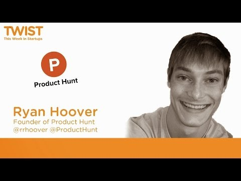 Product Hunt founder on his cool new site & what's hot in tech