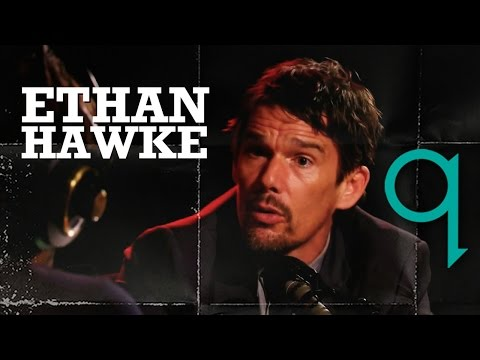 Ethan Hawke on Robin Williams