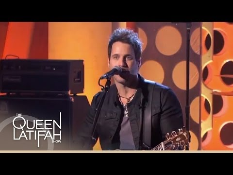 "Parmalee Performs ""Carolina"" on The Queen Latifah Show"