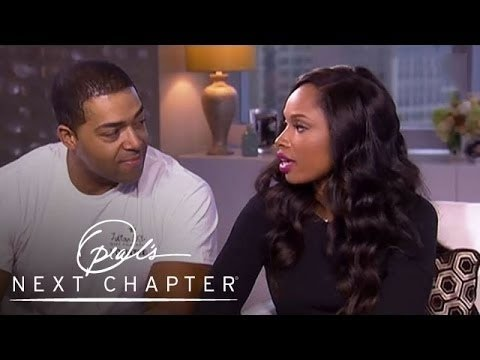 Jennifer Hudson and Her Fiancé, David Otunga | Oprah's Next Chapter | Oprah Winfrey Network
