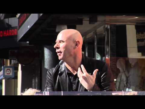 Guy Laliberté Honored with a Star on the Hollywood Walk of Fame