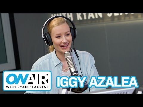 Iggy Azalea Talks Dating Lakers' Nick Young | On Air with Ryan Seacrest