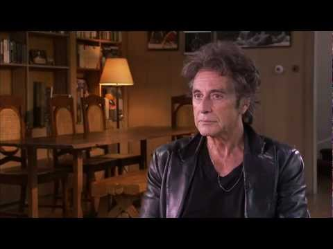Pacino - I Learned More About Acting From John Than Anybody