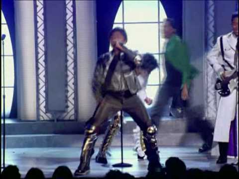 Jackson 5 - Can You Feel It (2001 Final Concert) HQ