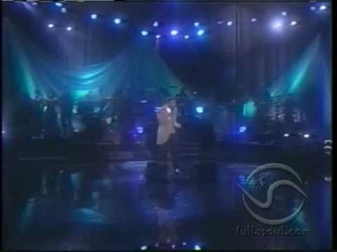 Johnny Gill 'Long Way From Home' (Arsenio Hall, 1993)