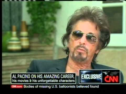 AL PACINO INTERVIEW ON LARRY KING LIVE 4/4