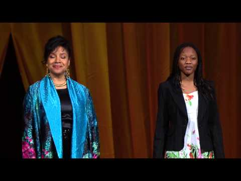 """On the definintion of hope"" by Blessed Sheriff, with Phylicia Rashad"