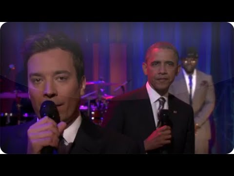 Slow Jam The News with Barack Obama (Late Night with Jimmy Fallon)