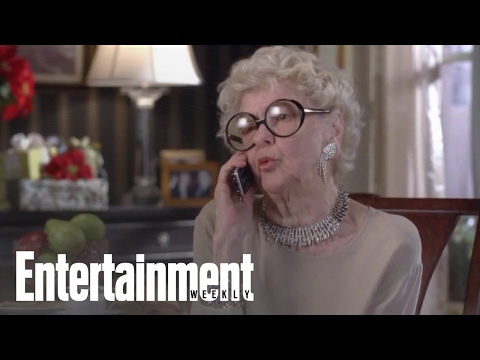 The best of Colleen Donaghy: A video tribute to Elaine Stritch - Entertainment Weekly