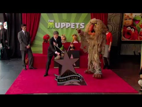 Hollywood Walk of Fame Star Ceremony | The Muppets