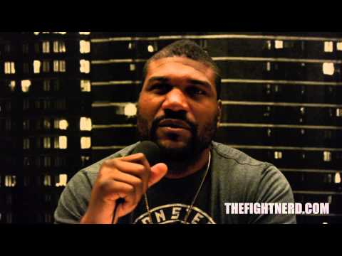 "Quinton Jackson ""saw the writing on the wall for TNA Wrestling"""