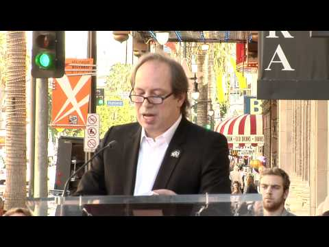 Hans Zimmer Honored with a Star on the Hollywood Walk of Fame