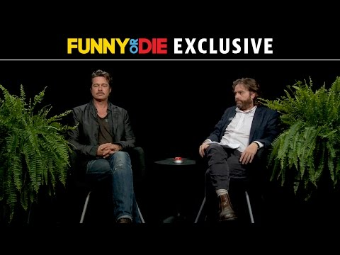 Between Two Ferns with Zach Galifianakis: Brad Pitt