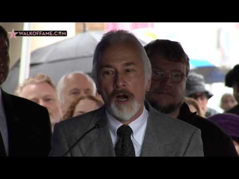 MAKE UP ARTIST RICK BAKER HONORED WITH HOLLYWOOD WALK OF FAME STAR