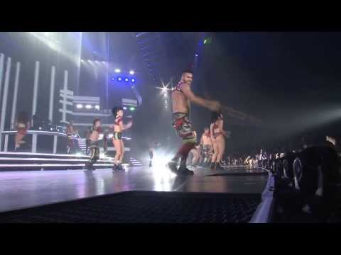 Britney Spears Piece of Me Show Preview At Planet Hollywood Las Vegas 12-27-13