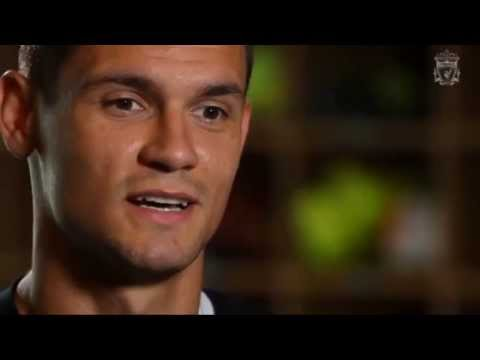 """Dejan Lovren FULL interview after signing for Liverpool: """"It's a dream come true"""""""