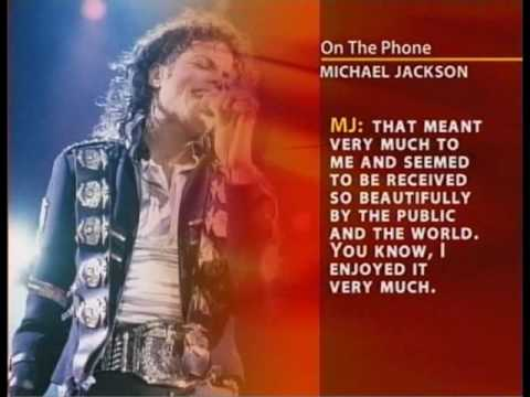 ABC Interview with Michael Jackson on His 50th Birthday (8-29-2008)