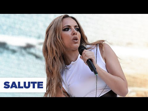 Little Mix - Salute (Summertime Ball 2014)