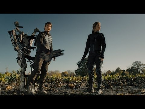 Edge of Tomorrow - Official Main Trailer [HD]