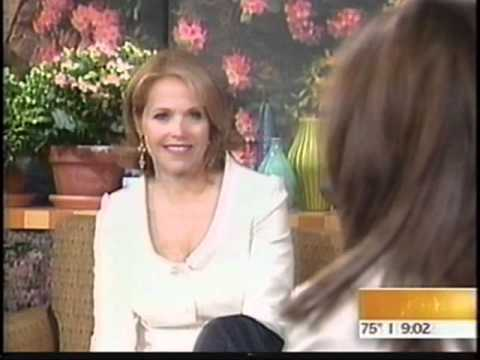 "Katie Couric's Last Day on the ""Today"" Show - May 31, 2006 - part 7!"
