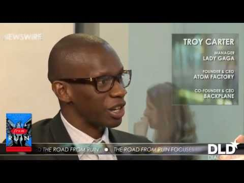 DLD Dialogues with Troy Carter