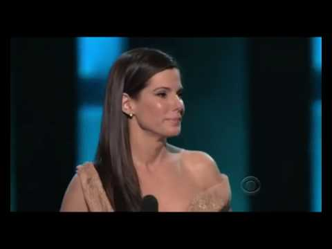 Sandra Bullock - Best Actress @ People's Choice Awards 2010