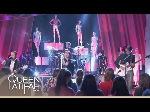 Panic! At the Disco Performs 'Miss Jackson' on The Queen Latifah Show