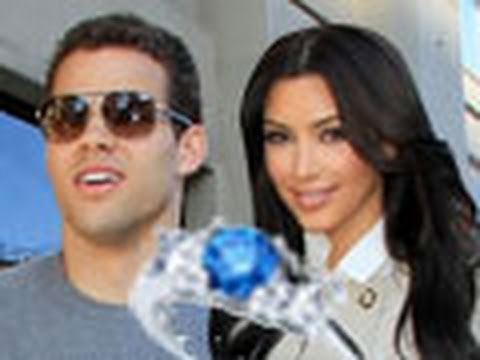 Kim Kardashian ENGAGED to Kris Humphries