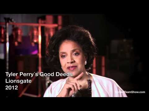 Phylicia Rashad HD Interview - Tyler Perry's Good Deeds