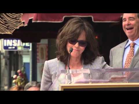 Sally Field Celebrates Walk of Fame Star