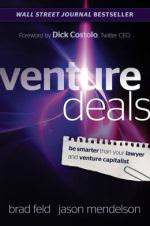 Venture Deals First Edition