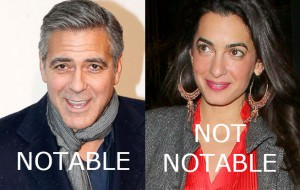 Clooney-Alamuddin-Notable